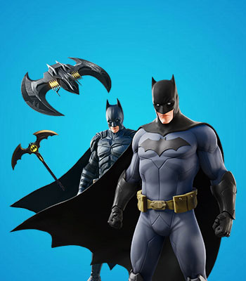 Batman Pack Fortnite For Free
