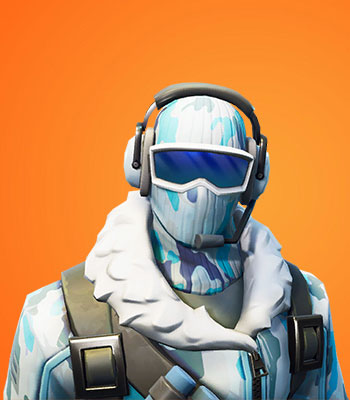 Frost Bite Fortnite Skin For Free