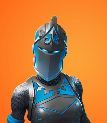 Frozen Red Knight Fortnite Skin For Free