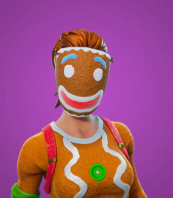 Ginger Gunner Fortnite Skin For Free