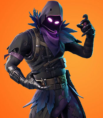 Raven Fortnite Skin For Free