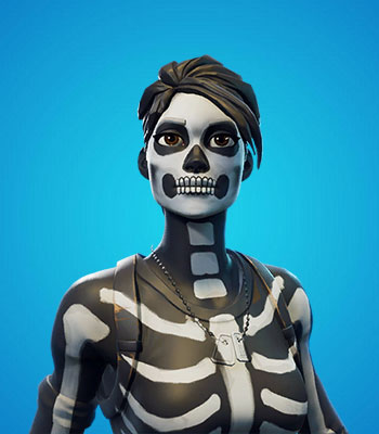 Skull Ranger Fortnite Skin For Free