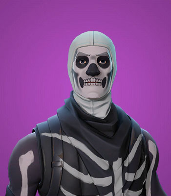 Skull Trooper Fortnite Skin For Free